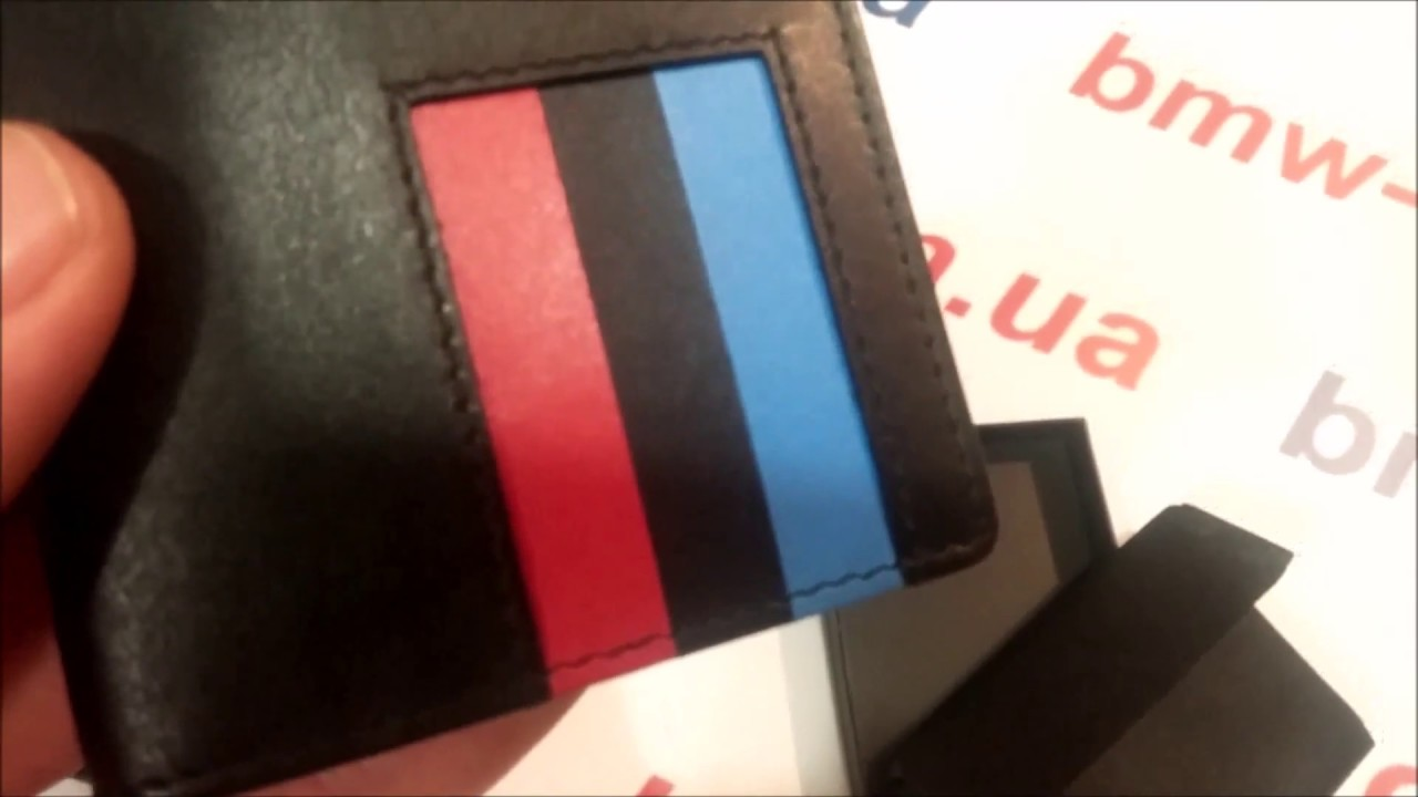 bmw m business card holder 80212219475 youtube bmw m business card holder 80212219475 colourmoves