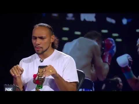 manny pacquiao  thurman parody interview