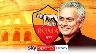 'Jose Mourinho has his work cut out' - Reaction to the shock announcement of Roma's next head coach