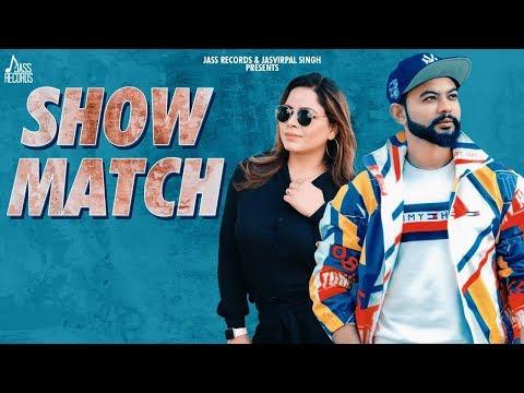 Show Match | Full Hd | R Gifty & Gurlej Akhtar | New Punjabi Songs 2020 | Jass Records