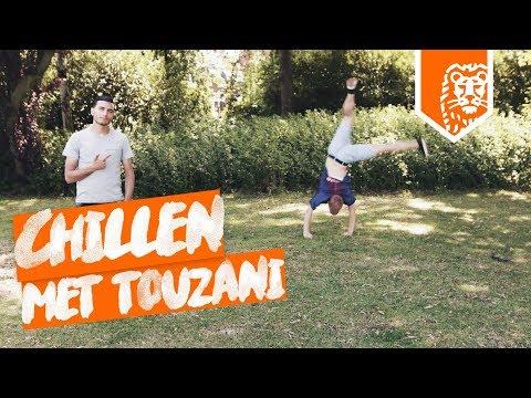 CHILLEN MET TOUZANI IN ZWIJNDRECHT!