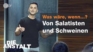 Özcan Cosar hat einen Traum - Die Anstalt vom 18.12.2018 | ZDF