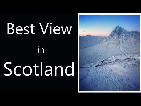 The Best View in Scotland?