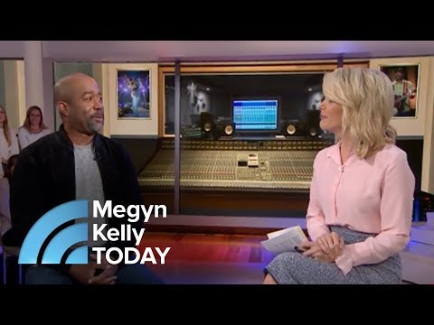 Darius Rucker Talks About His Favorite Memories From Hootie And The Blowfish | Megyn Kelly TODAY