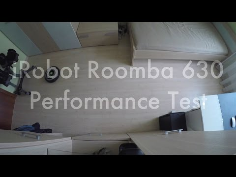 iRobot Roomba 630 - Performance Test - Robot Vacuum on a Budget