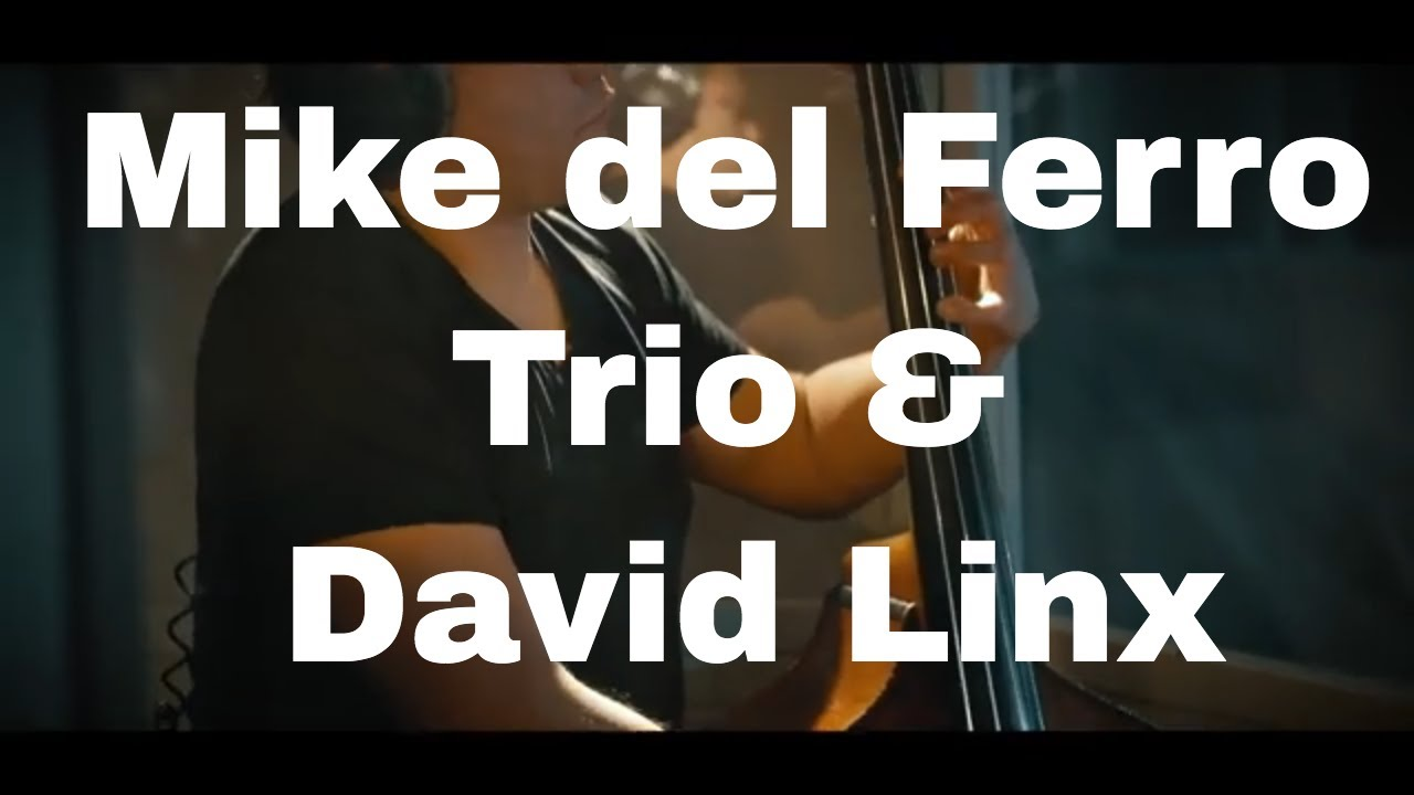 "Mike del Ferro Trio & David Linx | Lifetimes such as These | Album: ""from one language to another"""