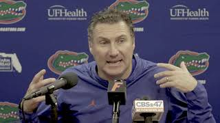 Florida Football: Dan Mullen Postgame 11-24-18
