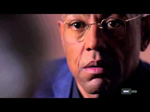 Breaking Bad Best Scenes - Gus Fring's Death (Season 4 Episode 13 Face Off)