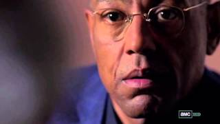 Breaking Bad Best Scenes - Gus Fring's Death (Season 4 Episode 13 Face Off)