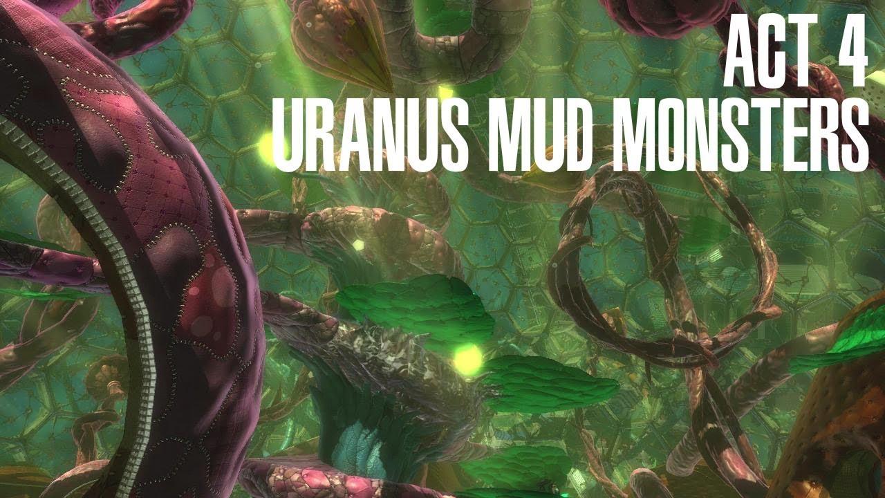 Banjo Kazooie Nuts Bolts Terrarium Of Terror Act 4 Uranus