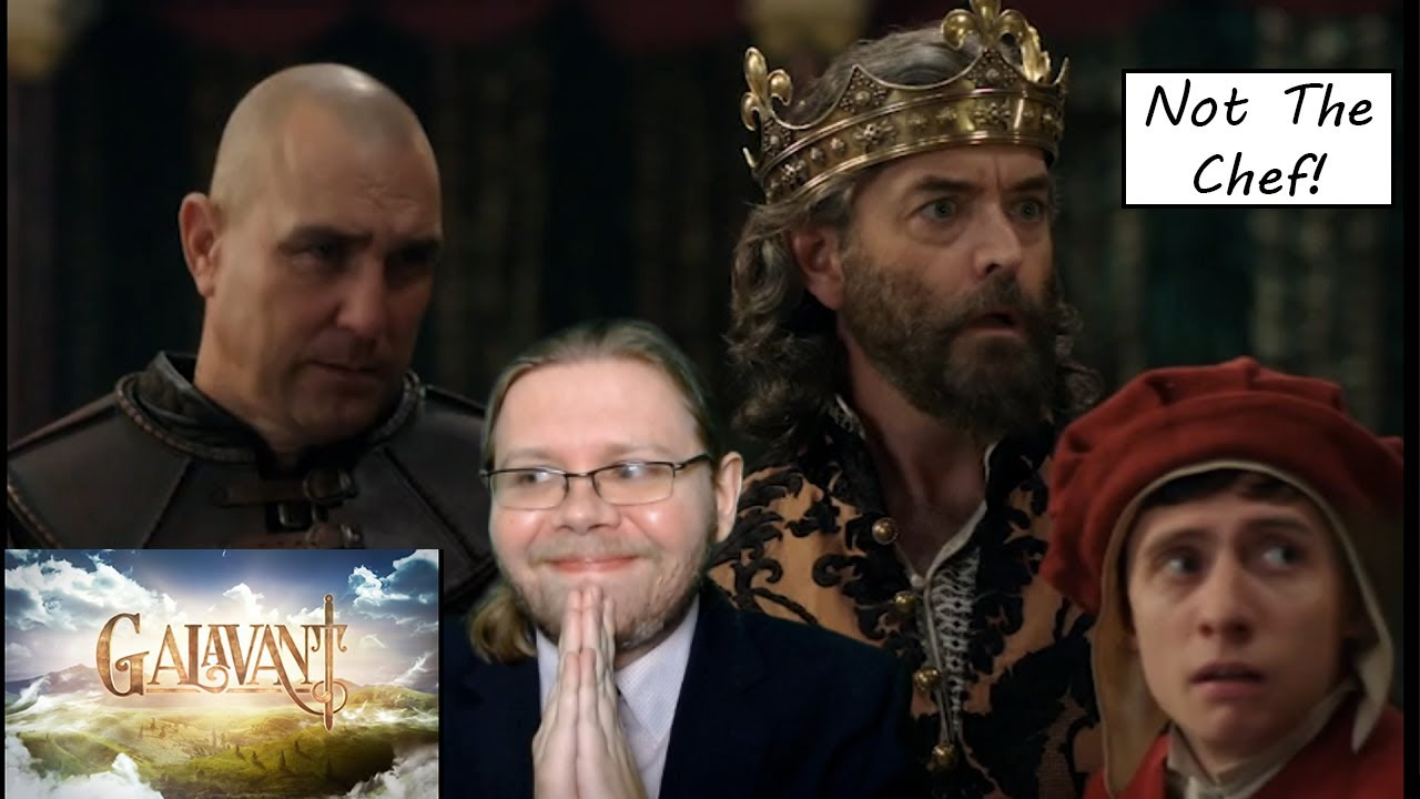 Download Galavant - Episode 7 Reaction! : Behind the Curve Reacts