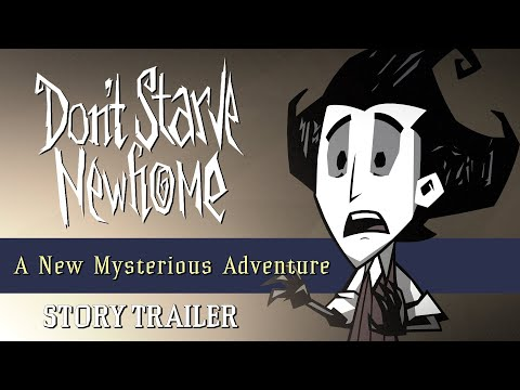 Don't Starve: Newhome | A New Mysterious Adventure (Story Trailer)