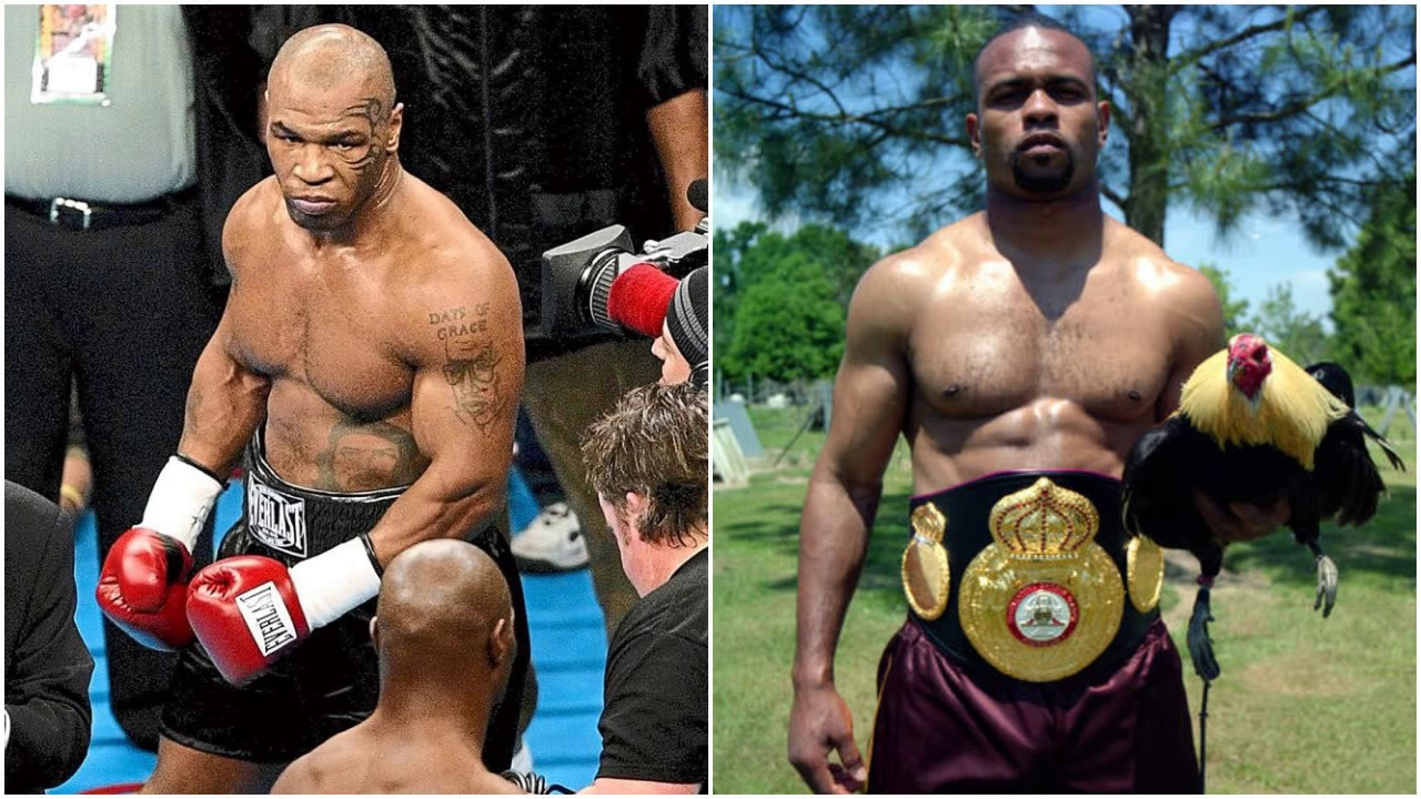 13+ Mike Tyson Vs Roy Jones Jr Full Fight Youtube