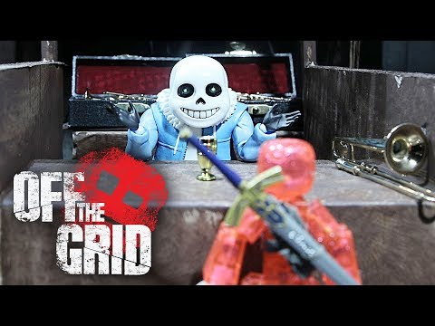 Stikbot | OFF THE GRID ☠️ - S5 Ep. 1 (Season Premiere)