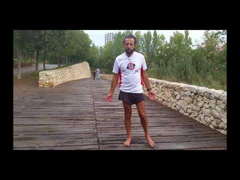 100 consejos para correr descalzo. 8. Superficies. Madera