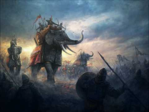 Crusader Kings 2: Songs of India - Charge of the War Elephants