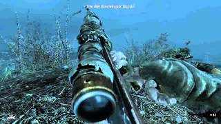 Cùng chơi game 7554 - Chiến thắng Điện Biên Phủ Part 8.2: Ám sát trong đêm