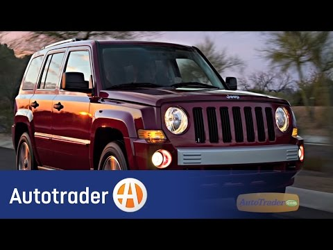 2011 Jeep Patriot - SUV | New Car Review | AutoTrader