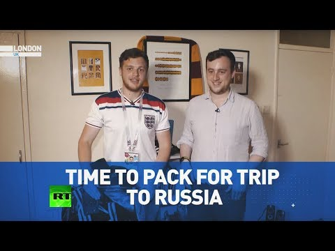 World Cup fans: UK