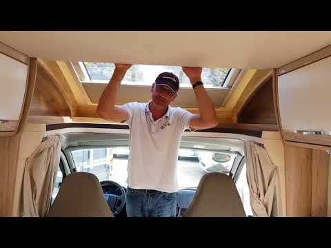 Live-Broadcast CamperTobi - EURA Profila RS 695 HB - Neuheit 2018