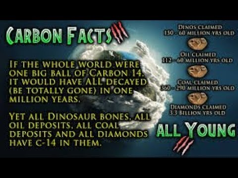Can the carbon dating be used for diamonds