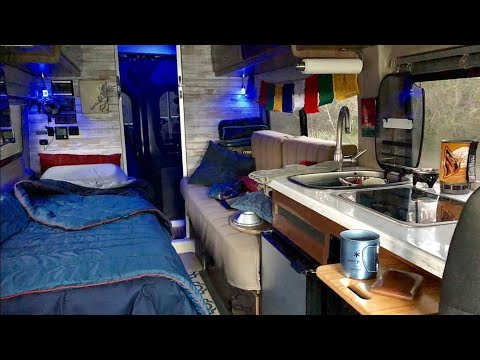 Dodge Ram Promaster >> Fiat Ducato/ Dodge Ram ProMaster Campervan Conversion Van Life Ideas and Inspiration - YouTube