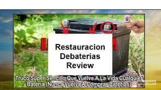 Restauracion Debaterias Review | Is Restauracion Debaterias Good?