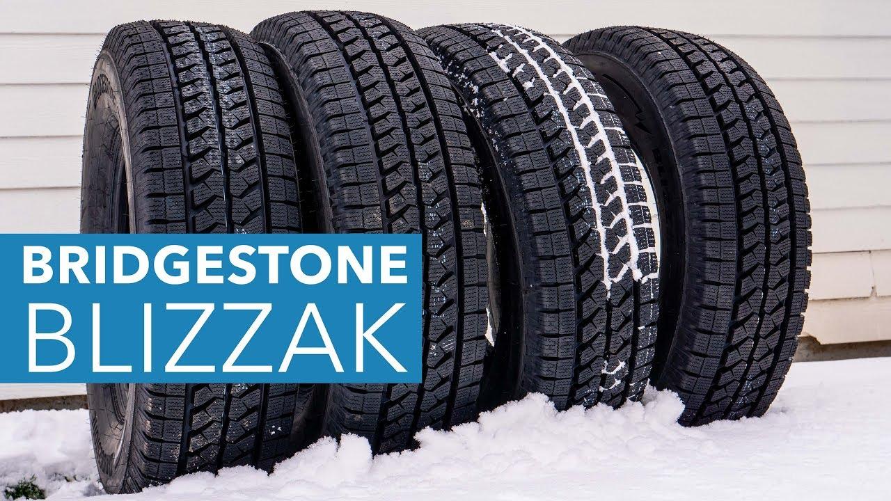 Best Snow Tires For Trucks >> Bridgestone Blizzak Lt The Best Winter Snow Tires For Trucks Vans Van Life