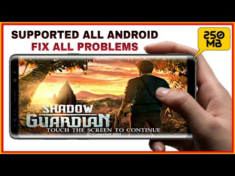 DOWNLOAD SHADOW GUARDIAN HD Latest Version Offline Game For All Android Devices | Fix All Problems |