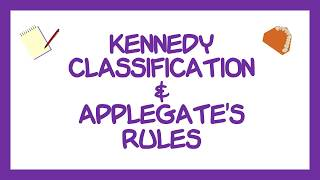 Kennedy Classification and Applegate's Rules