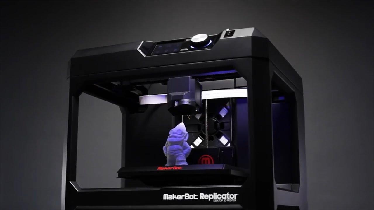 3d Pictures Live Wallpaper Ces 2014 Review Makerbot 5th Generation 3d Printer