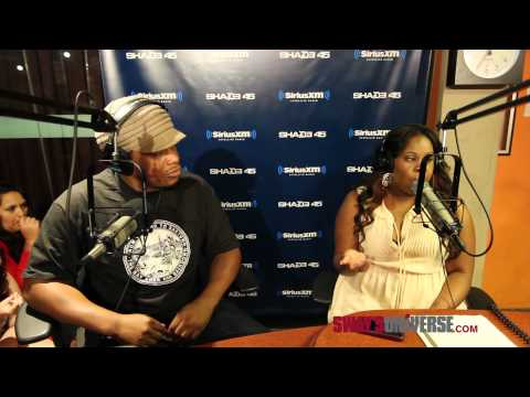 Amber Riley Sings Acapella and Inspires on SwayInTheMorning
