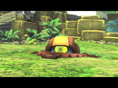 PS3 - Ratchet & Clank™: QForce Official Launch Trailer
