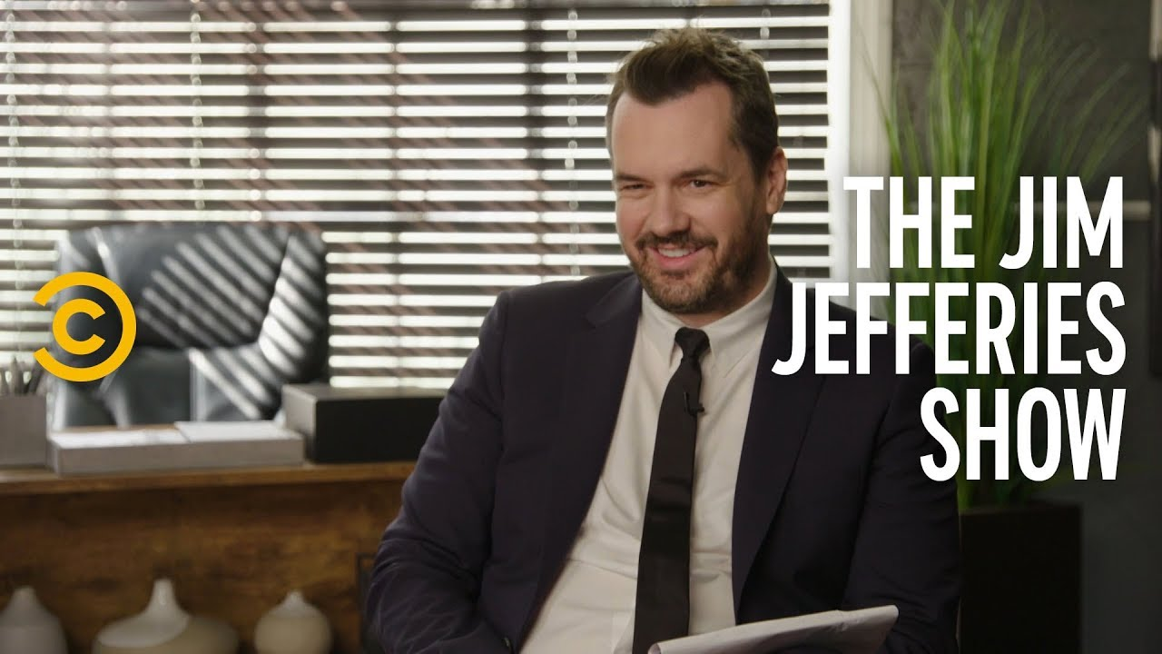 Trump's Dangerous Attacks on the Press (feat. April Ryan and Sean Spicer) - The Jim Jefferies Show