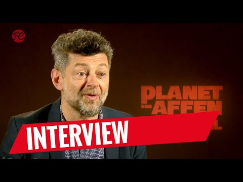 PLANET DER AFFEN: SURVIVAL   Interview mit Andy Serkis
