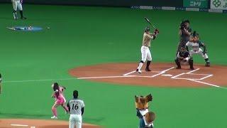 2015年5月15日、札幌ドームで行われた北海道日本ハムファイターズ公式戦...