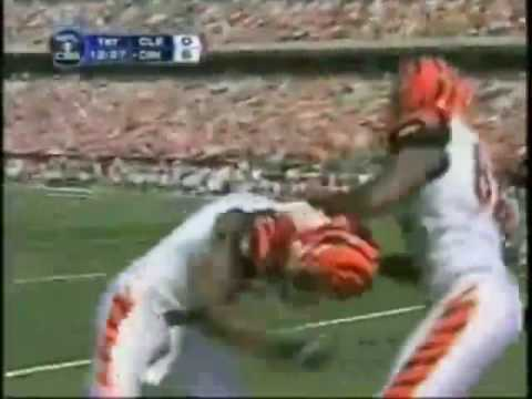 Kelley Washington   The Squirrell   Touchdown celebration dance