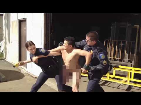 Naked people getting ARRESTED compilation from YouTube · Duration:  2 minutes 32 seconds