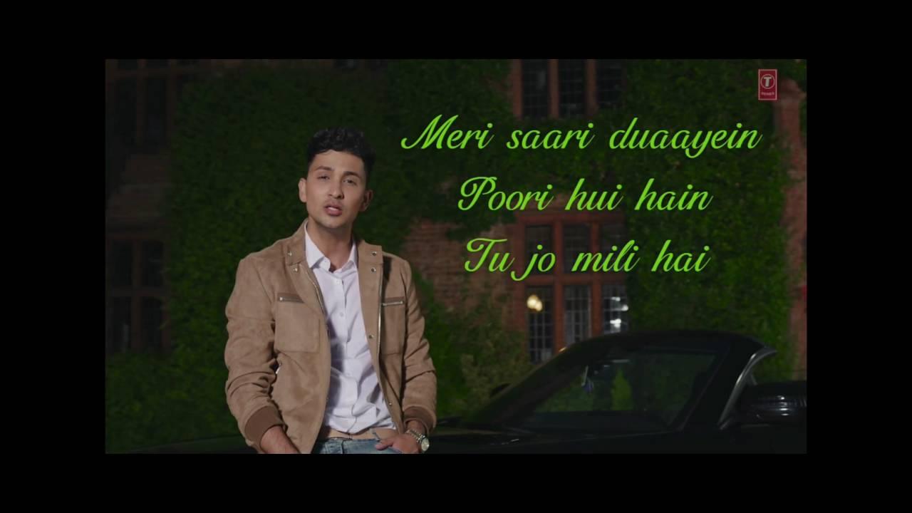 Tere Naam (Sad) Lyrics Translation | Tere Naam | Hindi ...