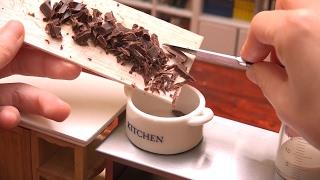 MiniFood chocolate 食べれるミニチュア生チョコ thumbnail