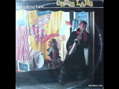 Chris Lang  Old Calipso Tune 1985