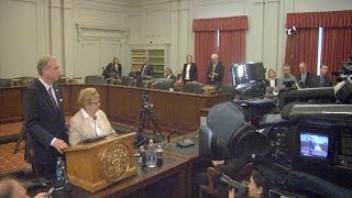 Wisniewski, Weinberg Media Avail Following Testimony from Christina Renna to NJ Select Committee(In this video press release, the co-chairs of the New Jersey Legislative Select Committee on Investigation - Assemblyman John S. Wisniewski (D-Middlesex) and ..., 2014-05-08T19:39:35.000Z)