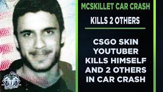 YouTuber McSkillet Kills Himself and 2 others in Car Crash