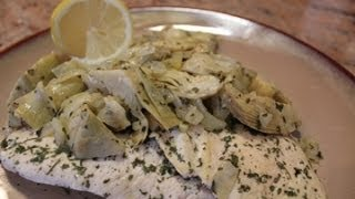 Chicken With Artichokes And Lemon: Classy Cookin' With Chef Stef