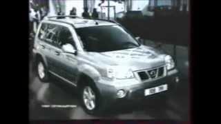 Реклама Nissan X Trail 2002(, 2015-05-24T12:29:23.000Z)