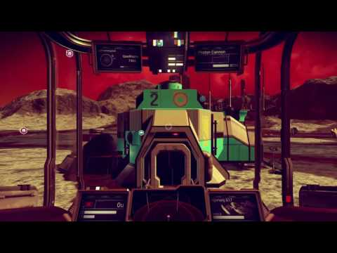 No Man's Sky with Quad #10 - Almost a Roger Dean Planet