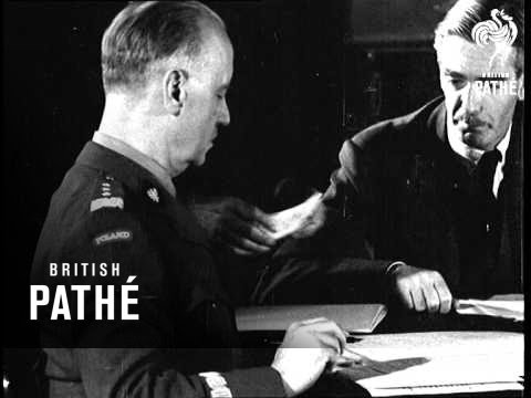 Soviet-Polish Pact Signed (1941)