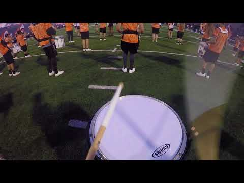 Normandy Marching Band Brian Simmons Go Pro