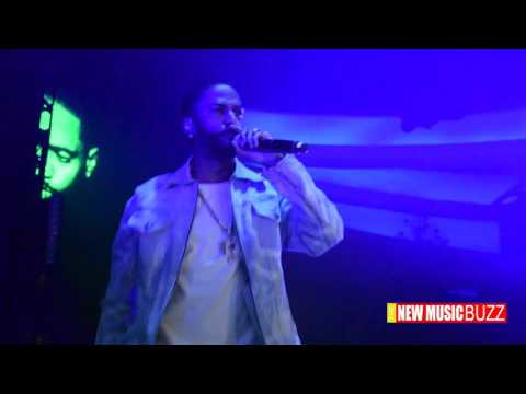 BIG SEAN LIVE @ THE HOLLYWOOD PALLADIUM Voices In My Head/Stick To The Plan