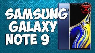 Настоящий мужик! Samsung Galaxy Note 9. Обзор от / Арстайл /
